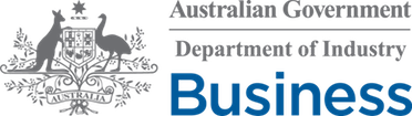 Australian Government Business Logo